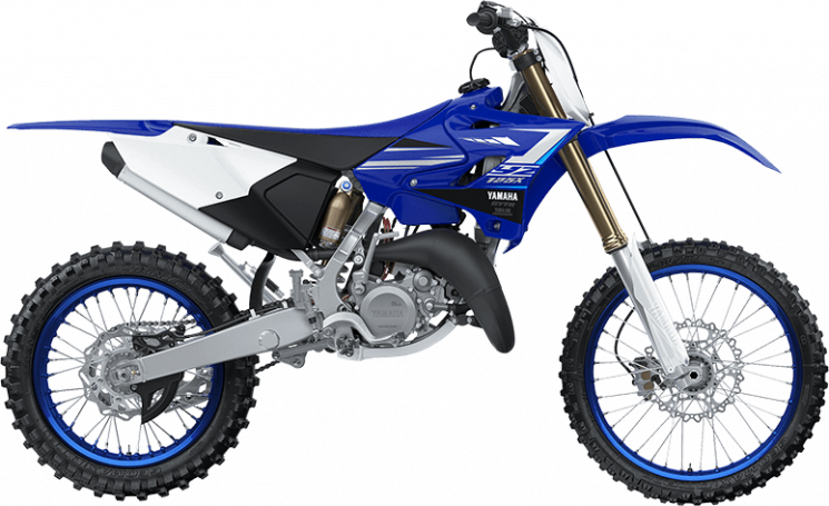 Yamaha YZ125X À 2 TEMPS 2020