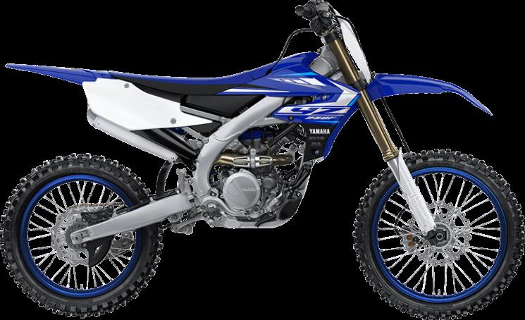 Yamaha YZ250F 2020