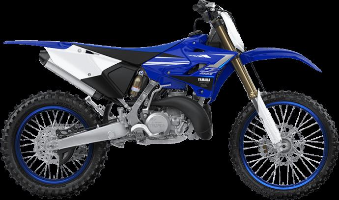 Yamaha YZ250X À 2 TEMPS 2020