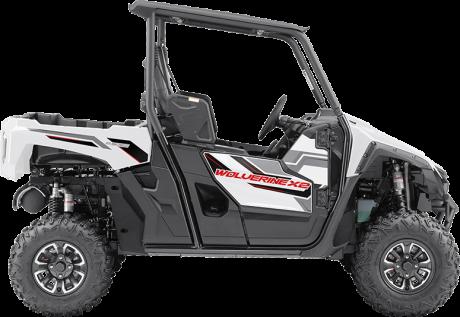 Yamaha Wolverine X2 R-SPEC DAE 2020