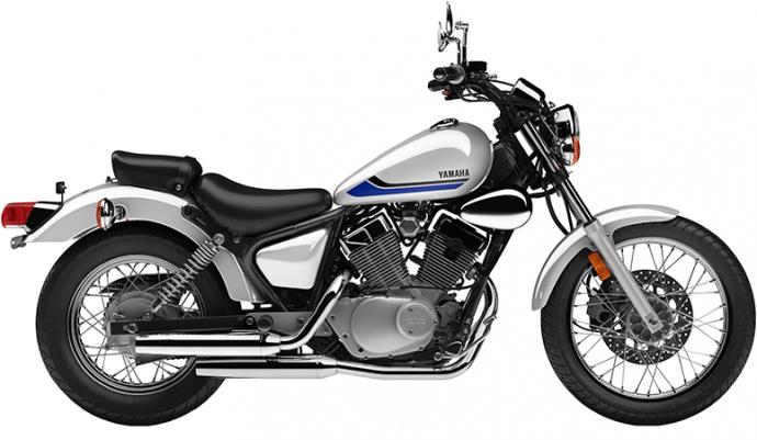 Yamaha V-Star 250 2020