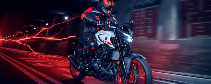La MT-03 de Yamaha, du nouveau pour 2020.
