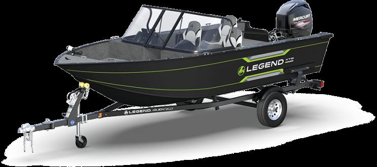 Legend 16 XTE -Toit & Siège 2020