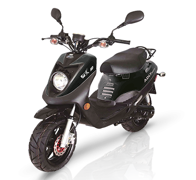 Adly GTC50 Scooter 2020