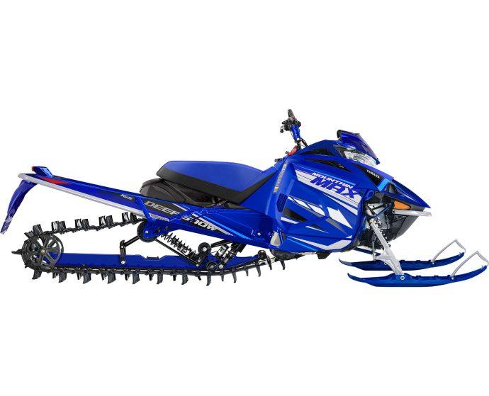 Yamaha MOUNTAIN MAX LE 165 2021