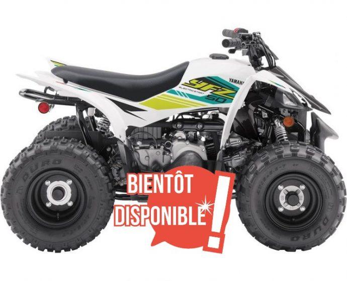 Yamaha YFZ50 NOIR/BLANC 2021