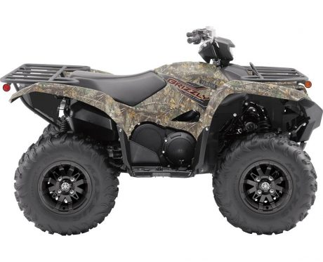 Yamaha GRIZZLY EPS CAMOUFLAGE REALTREE EDGE 2021