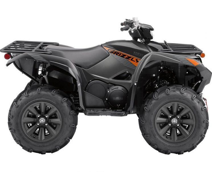 Yamaha GRIZZLY EPS SE NOIR TACTIQUE 2021