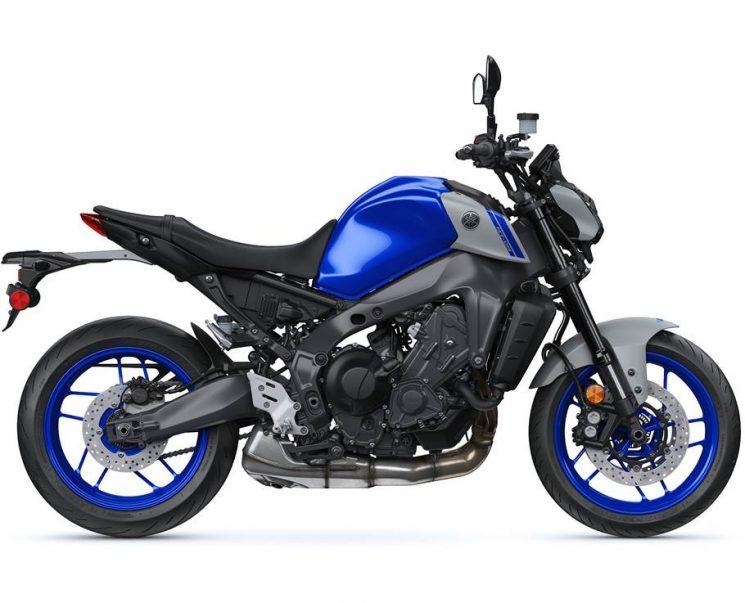 Yamaha MT-09 ** Nouveau ** 2021