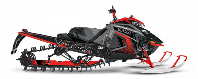 Arctic Cat M 8000 MOUNTAIN CAT ALPHA ONE 2021