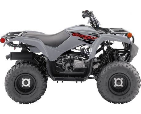 Yamaha GRIZZLY 90 GRIS BLINDÉ 2021