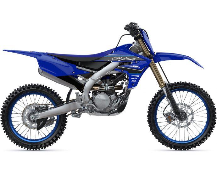 Yamaha YZ250F 2021