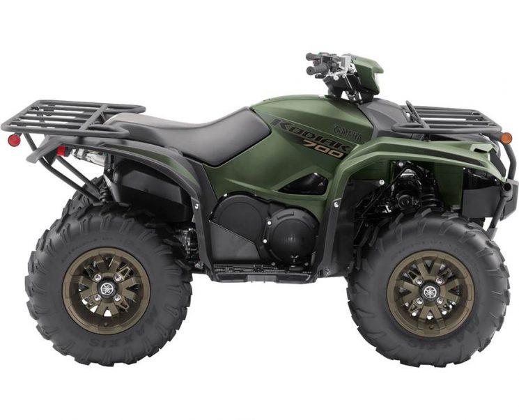 Yamaha KODIAK 700 EPS SE VERT SECRET 2021