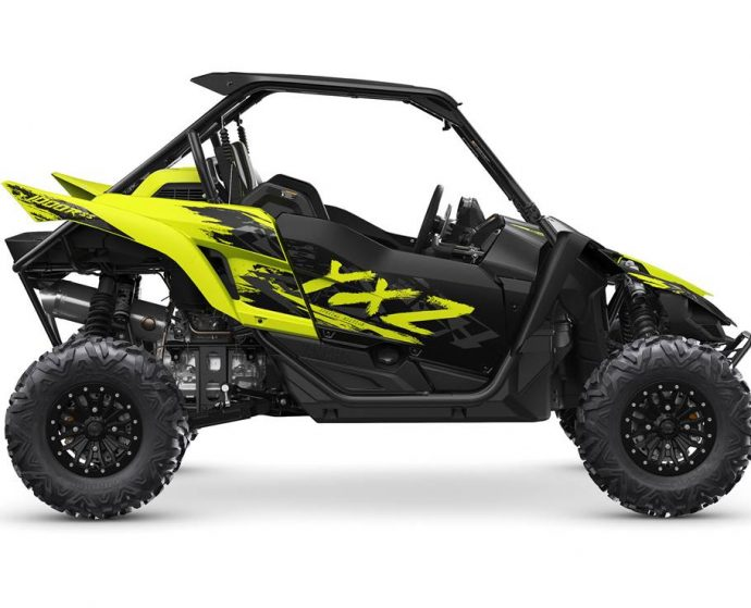 Yamaha YXZ1000R SS EPS SE NOIR YAMAHA 2021