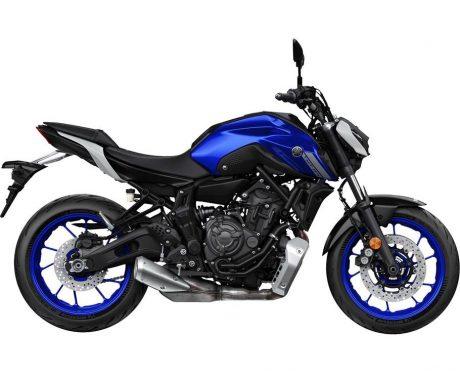 Yamaha MT-07 ** Nouveau ** 2021 2021