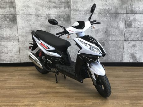 Scooterre Voyageur Urbain50 Scooter 2021