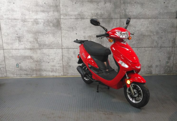 Scooterre Bistro50 Scooter 2021