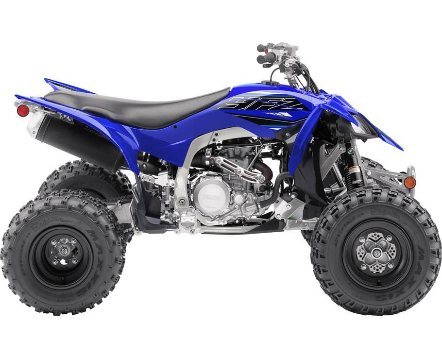 Yamaha YFZ450R BLEU TEAM YAMAHA 2021