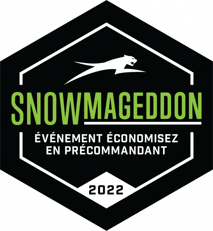 Snowmaggedon Arctic Cat motoneiges 2022