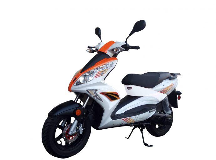 ADLY GTS-R50 2022